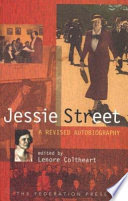 Jessie Street book cover